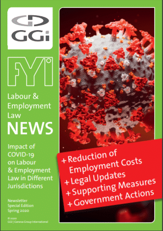A special edition on impact of Coronavirus on Labour law